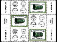 Österr KLBG Tag der Briefmarke 2002 Michel-Nr 2380