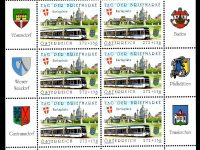 Österr KLBG Tag der Briefmarke 2012 Michel-Nr 2996