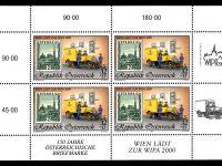 Österr KLBG WIPA 2000 Michel-Nr 2270 I