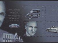 Österreich - Block 020 - postfrisch - 100 Jahre Ford Automobile