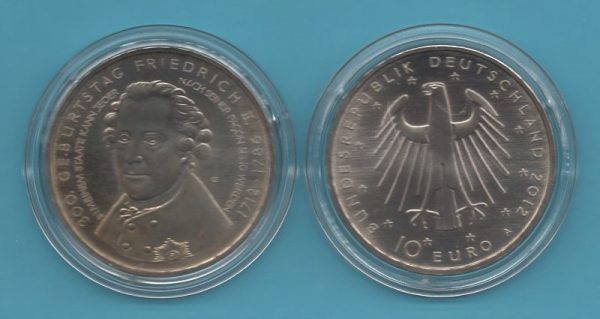 2012-1- 10€ Friedrich der Große in K-N