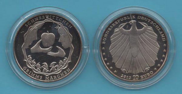 2013-1- 10€ Gimms Märchen II in K-N