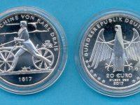 Münzen 20 €