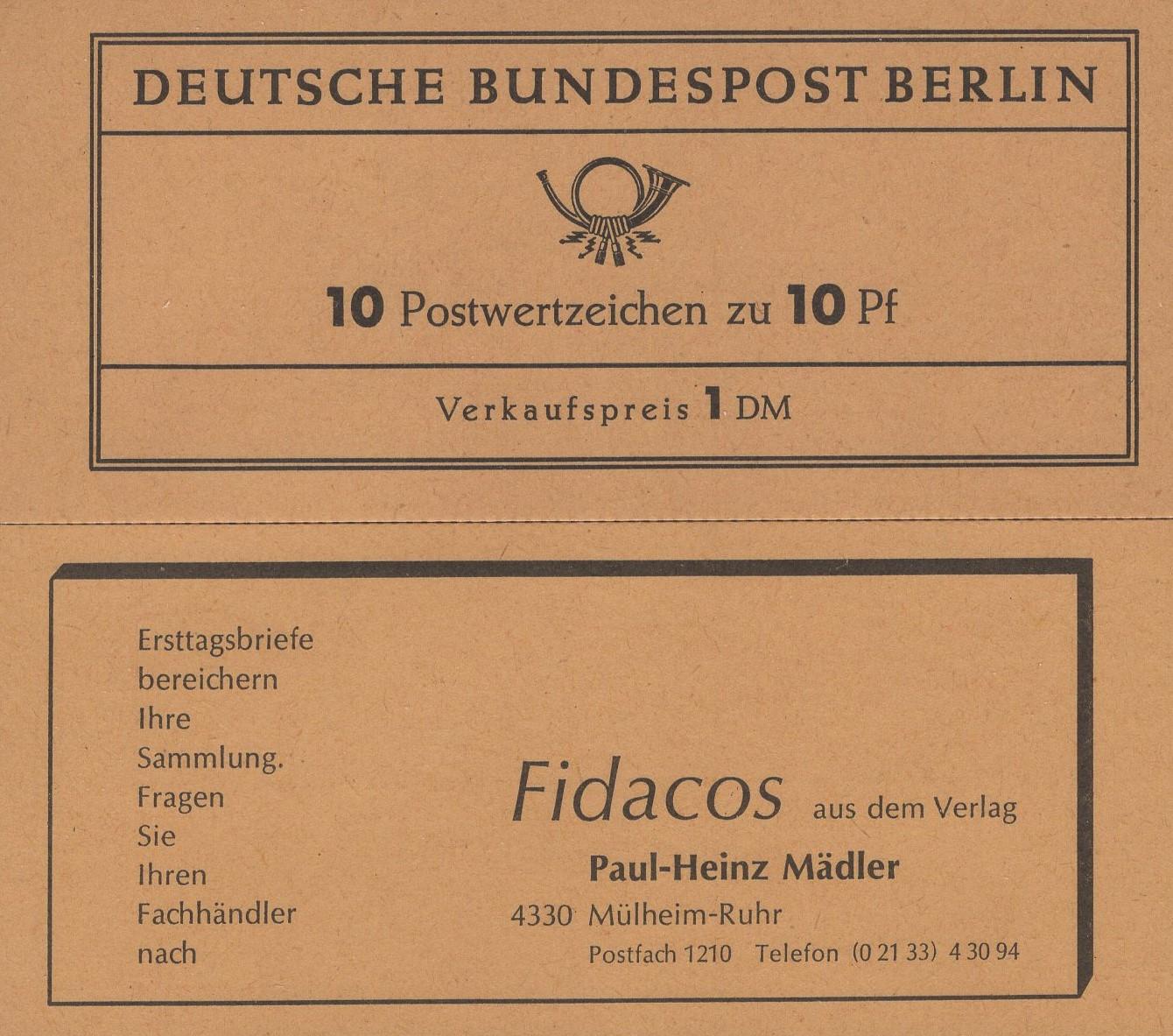 Berlin MH 04a RLV I Zwinger Dresden