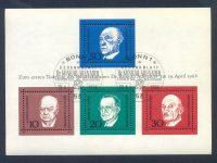 Bund Block 004 Todestag Adenauer