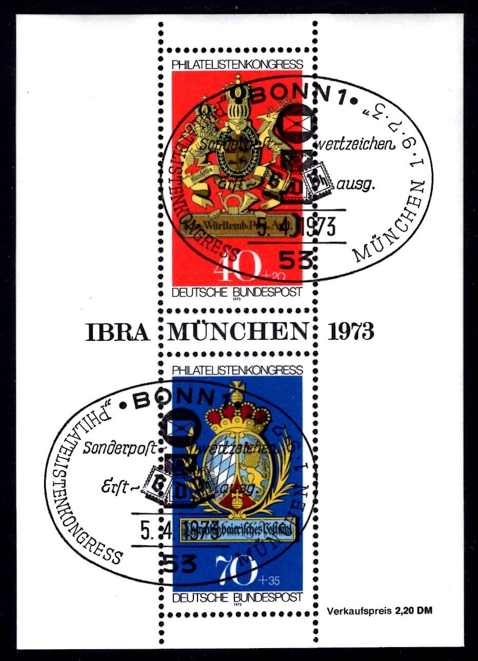 Bund Block 009 Ibra München