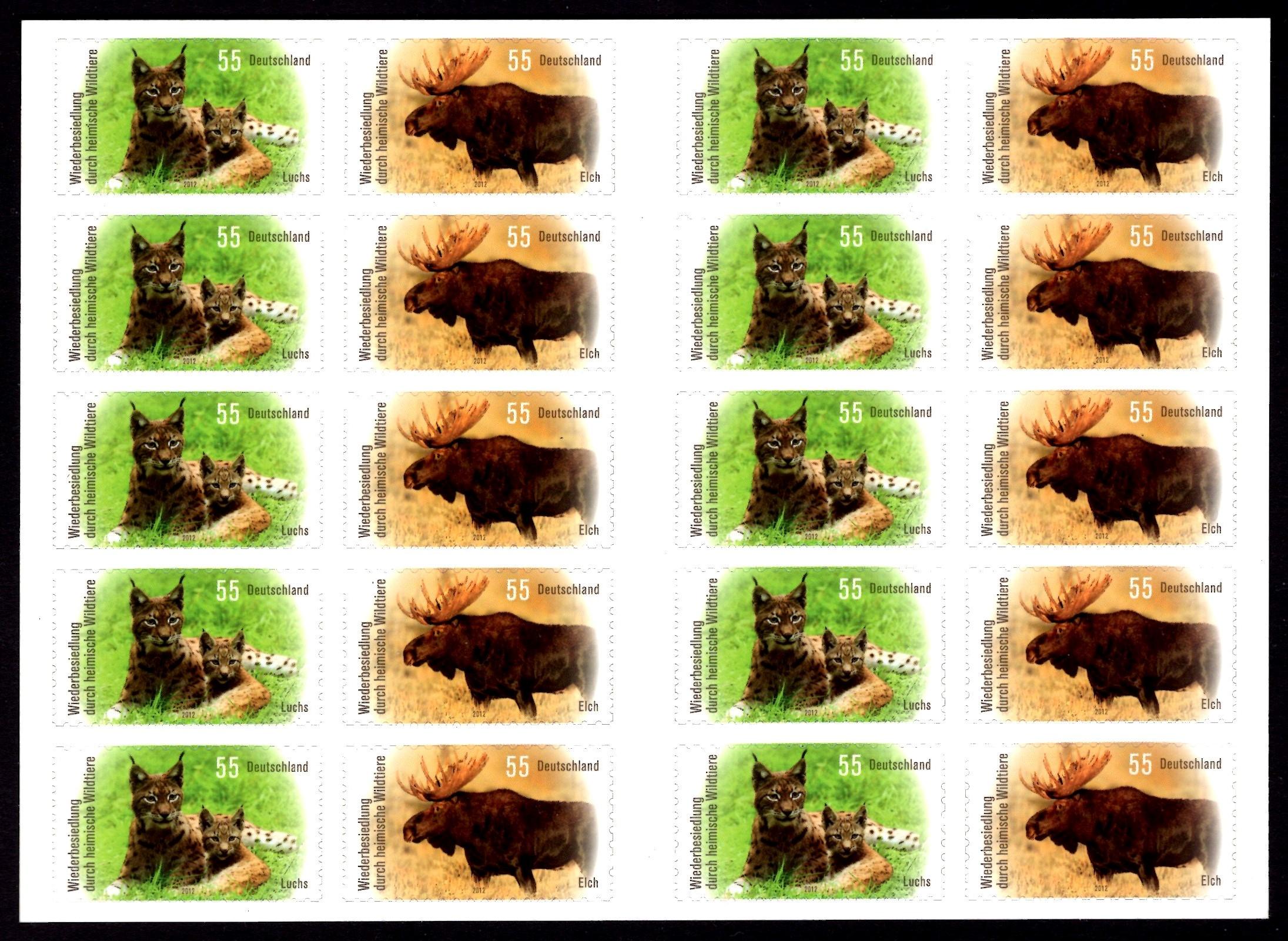 FBL 021 Heimische Wildtiere