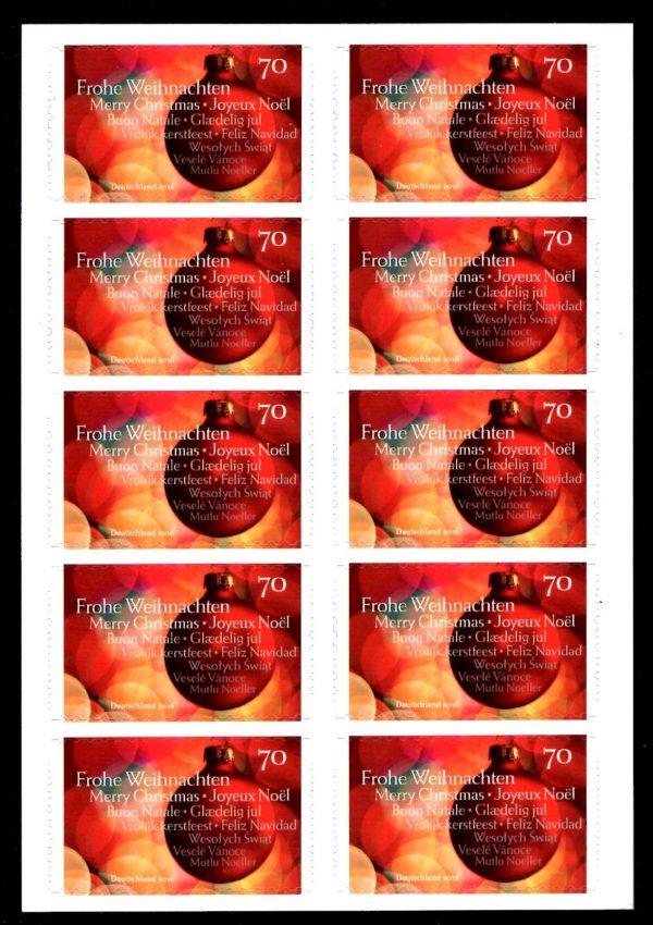 FBL 061 Weihnachten Christbaumkugel