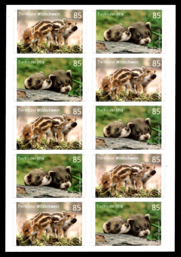FBL 064 Tierkinder Iltis