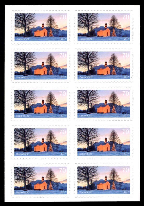 FBL 071 Weihnachtliche Kapelle