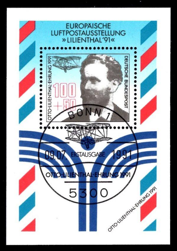 Bund Block 024 Lilienthal 1991