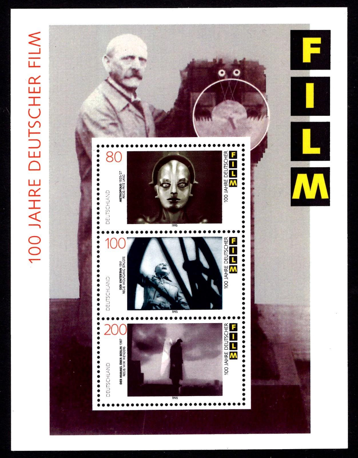 Bund Block 033 Deutscher Film