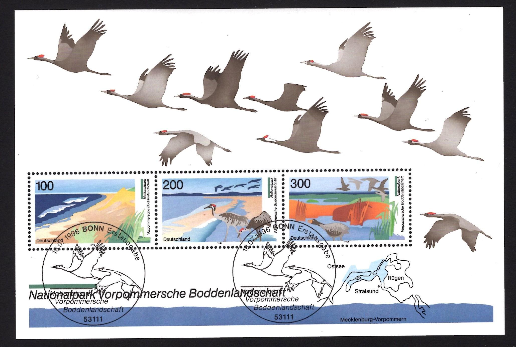 Bund Block 036 National-Naturparks