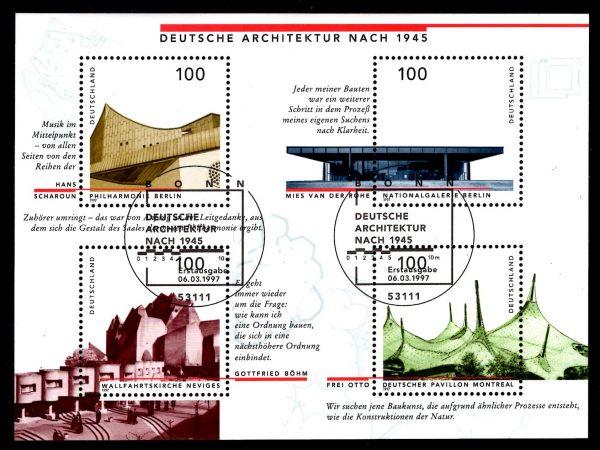 Bund Block 037 Deutsche Architektur