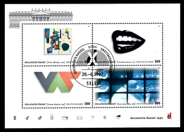 Bund Block 039 Documenta Kassel