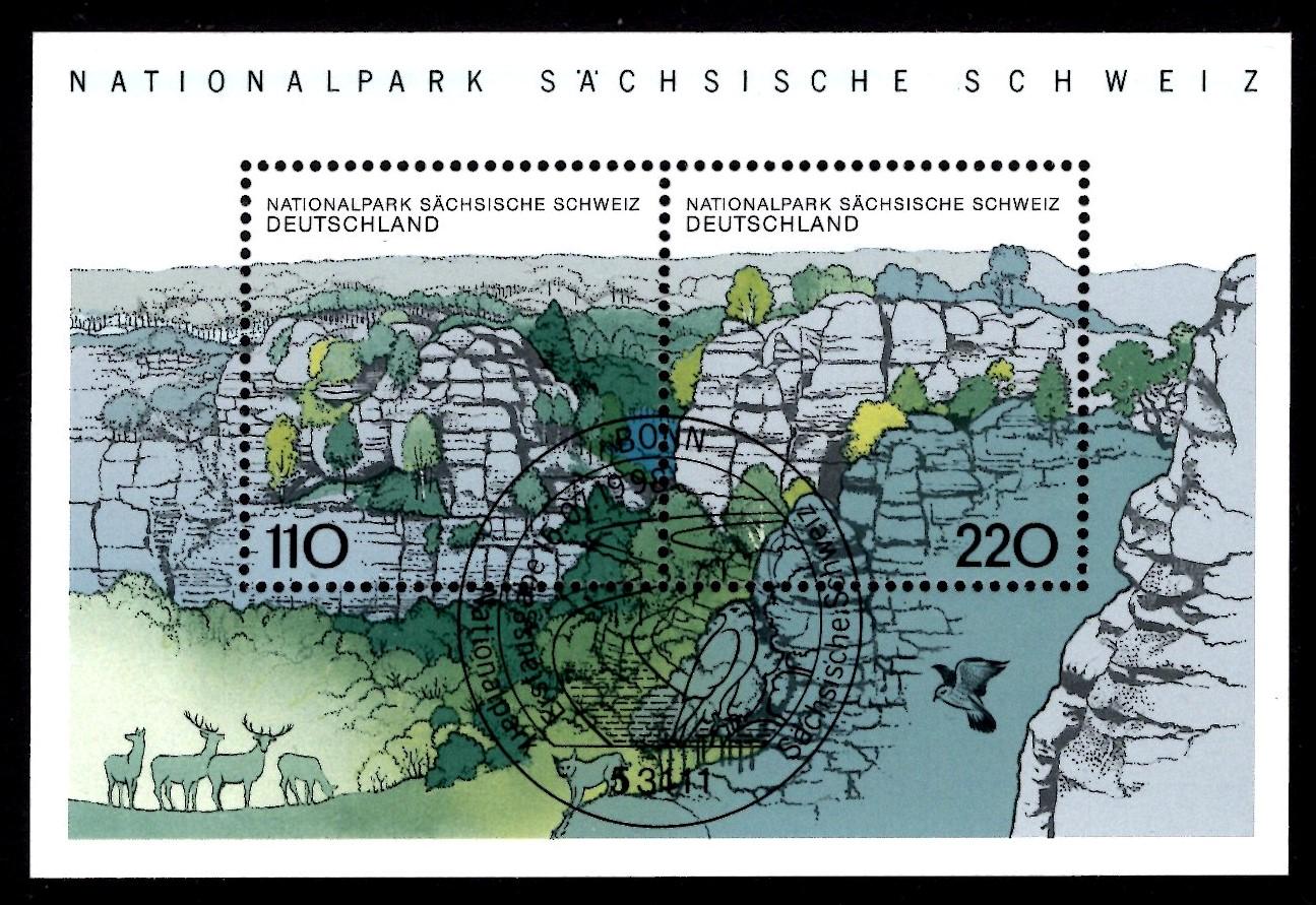 Bund Block 044 National- und Naturparks