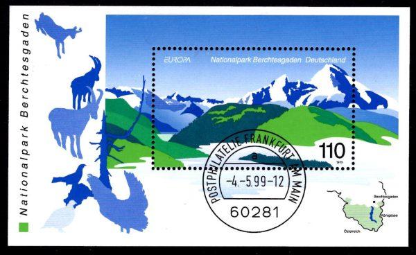 Bund Block 047 Natur- und Nationalparks