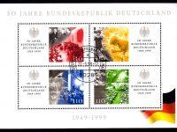 Bund Block 049 50 Jahre Bund
