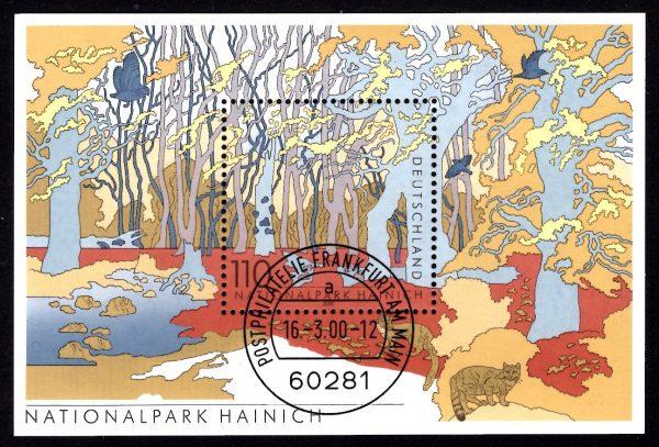 Bund Block 052 Nationalpark Hainich