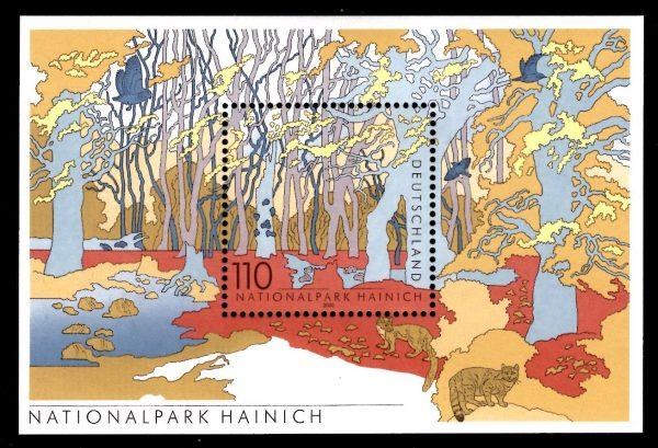 Bund Block 052 Nationalprk Hainich