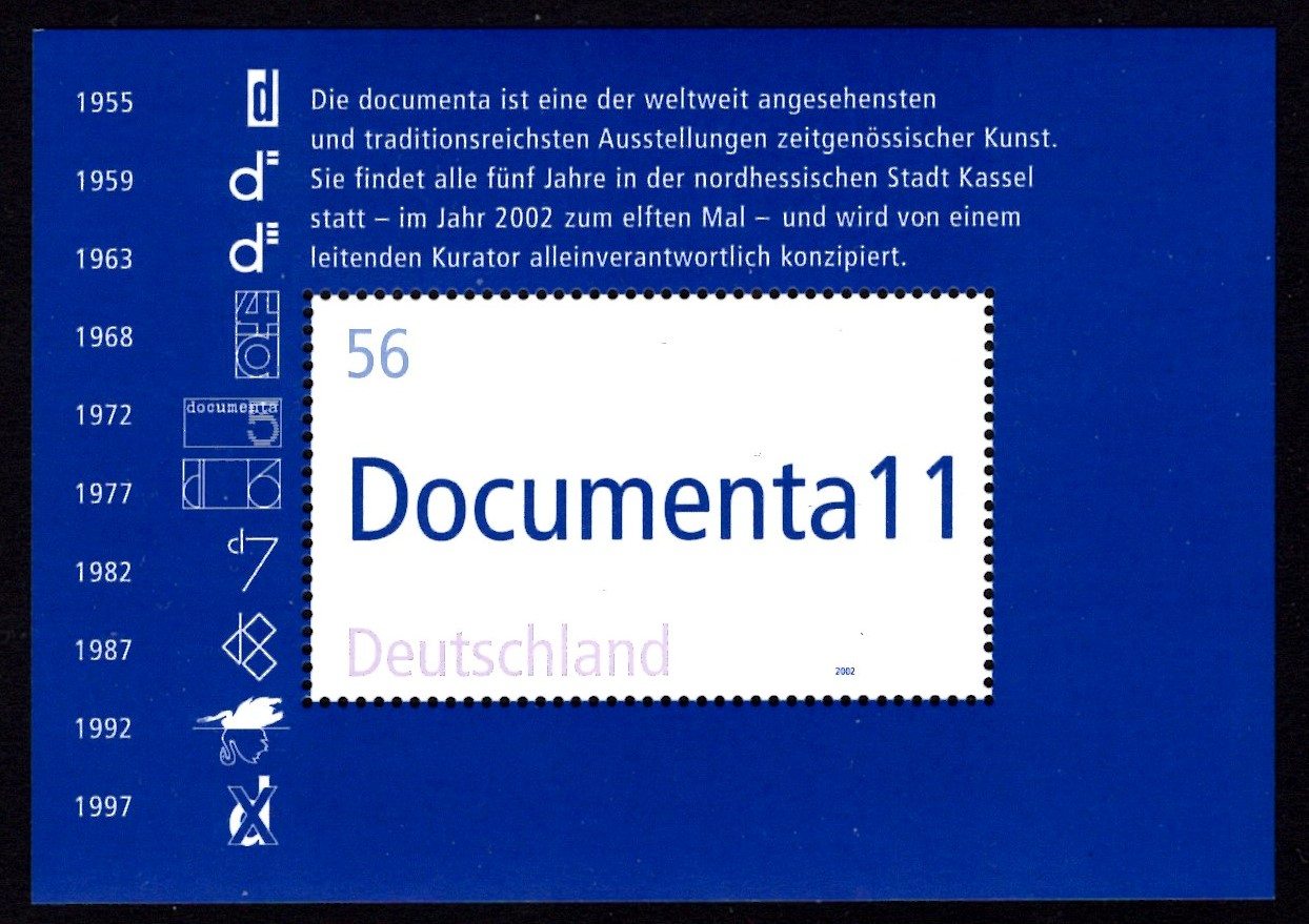 Bund Block 058 11 Documenta Kassel