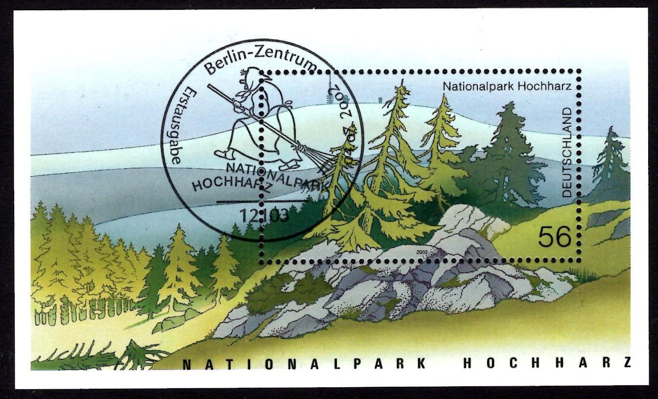Bund Block 059 Nationalpark Hochharz