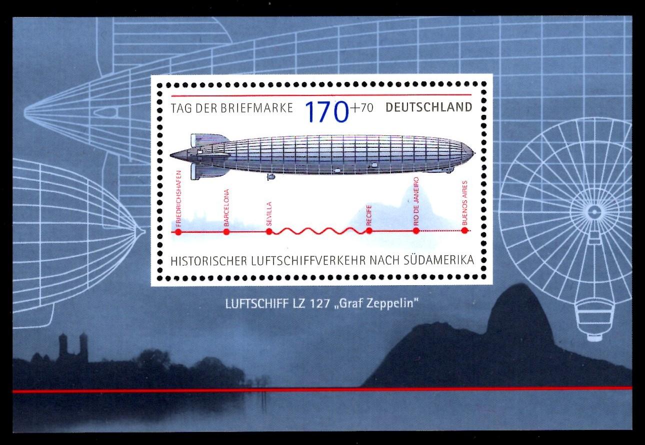 Bund Block 069 Tag der Briefmarke