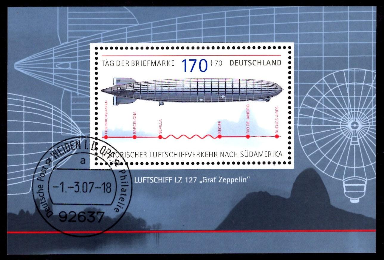 Bund Block 069 Tag der Briefmarke 2007