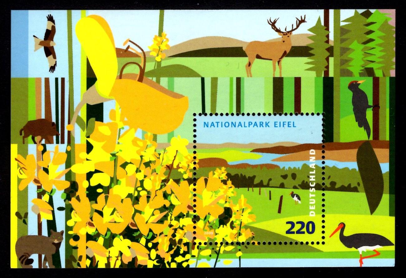 Bund Block 074 Nationalpark Eifel