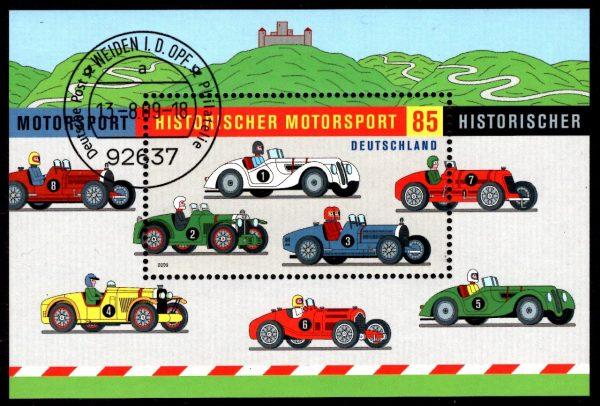 Bund Block 075 Historischer Motorsport