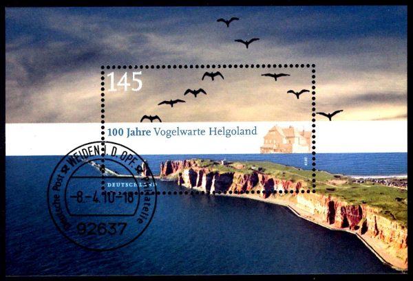 Bund Block 077 Vogelwarte Helgoland