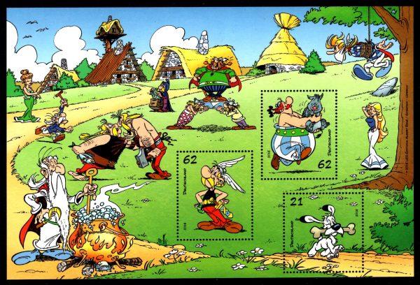 Bund Block 080 Asterix