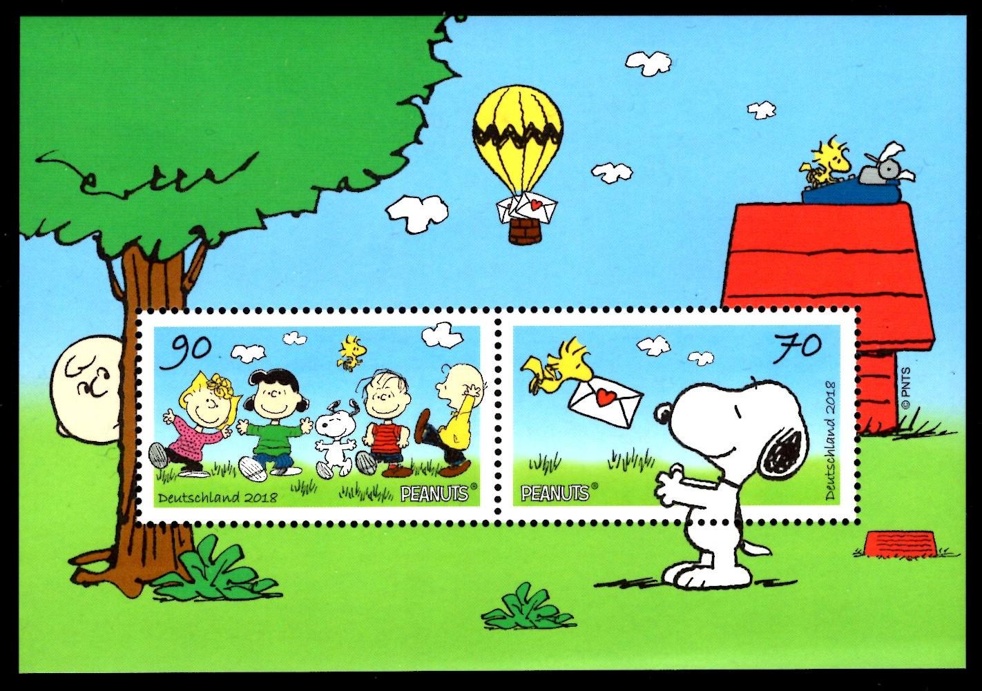Bund Block 082 Peanuts