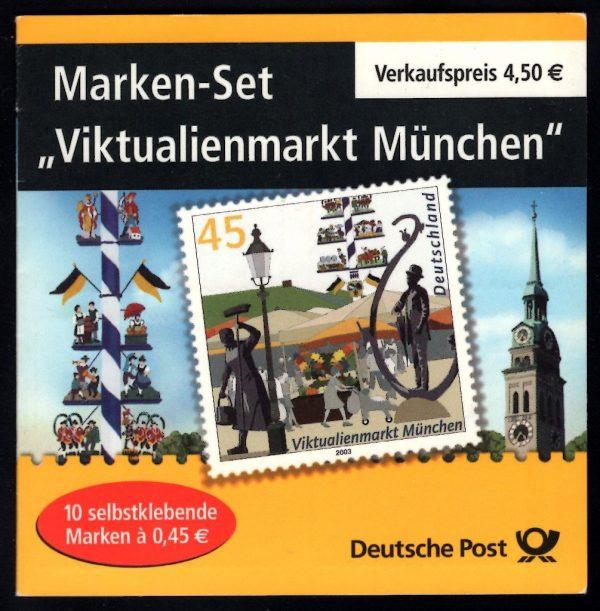 MH 053 Viktualienmarkt München