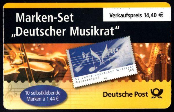MH 054 Deutscher Musikrat
