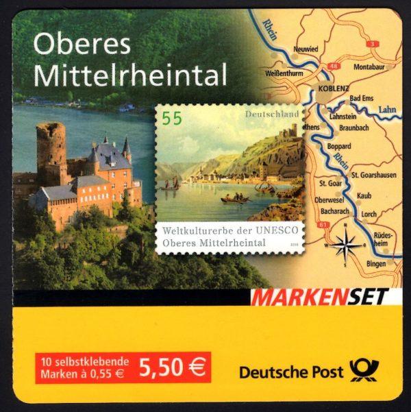 MH 063a Oberes Mittelrheintal Braubach