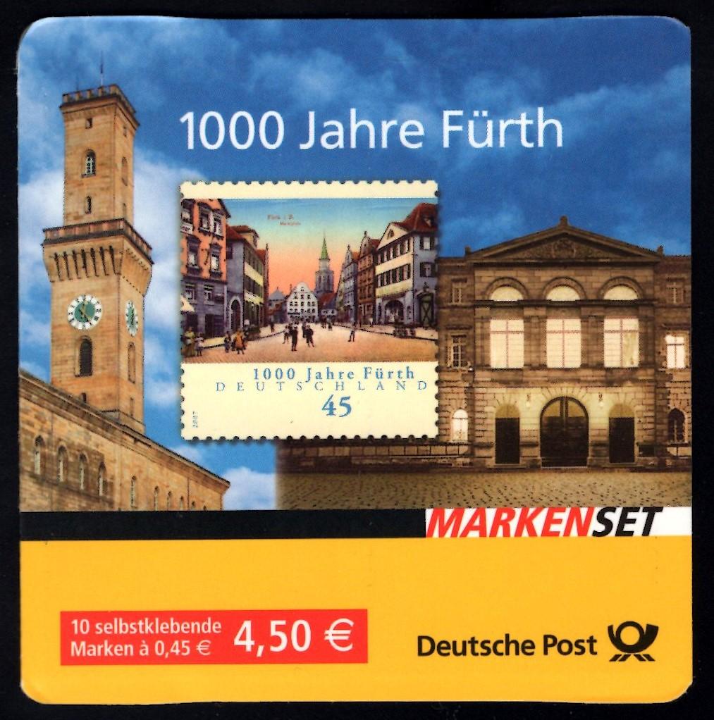 MH 066 100 Jahre Fürth 2007