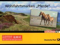 MH 069 Wohlfart Haustiere 2007 Pferde