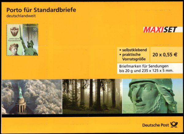 MH 079 2000 Jahrestag der Varusschlacht 2009