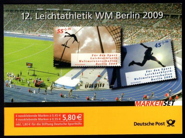 MH 080 Sporthilfe Leichtathletik WM Berlin 2009