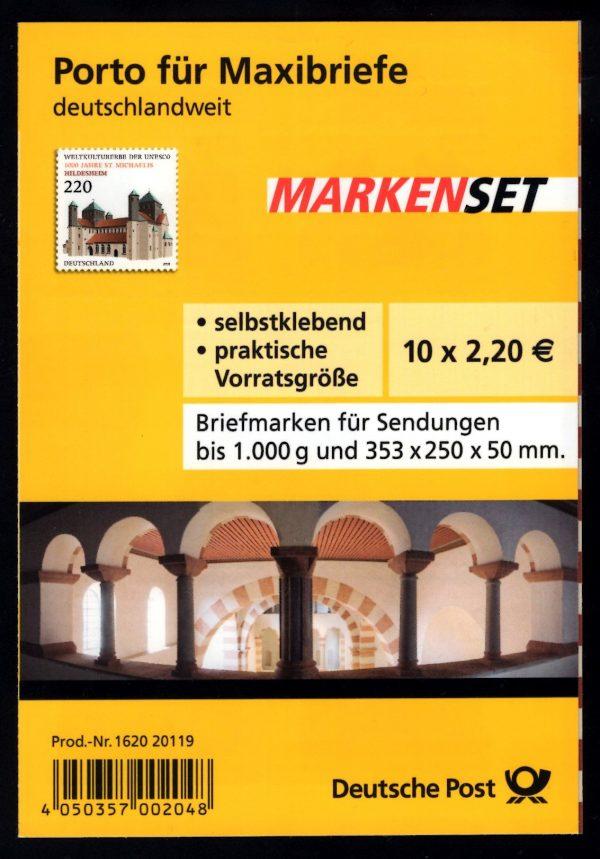 MH 082c 1000 Jahre St Michaeliskirche Hildesheim 2010