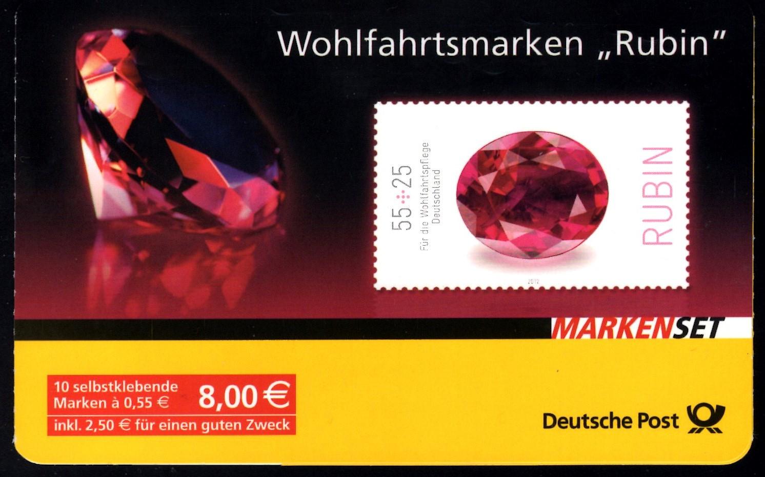 MH 087 Wohlfahrt Edelsteine 2012
