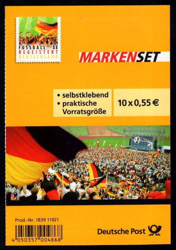 MH 088 Fußball begeistert Deutschland 2012
