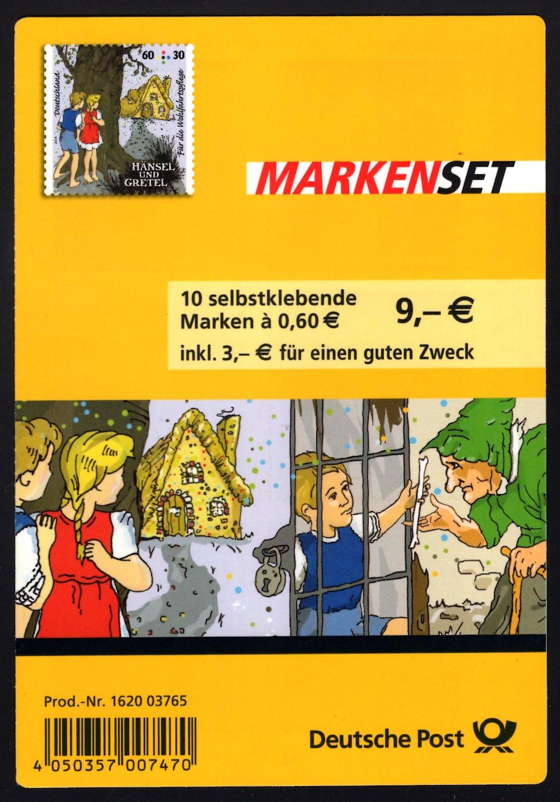 MH 096 Wohlfahrt Hänsel und Gretel 2014