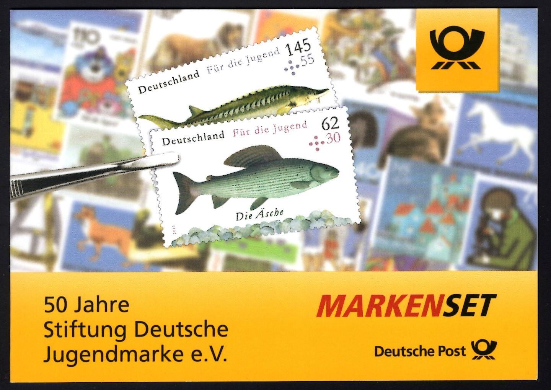 MH 100 Jugend Süsswasserfische 2015