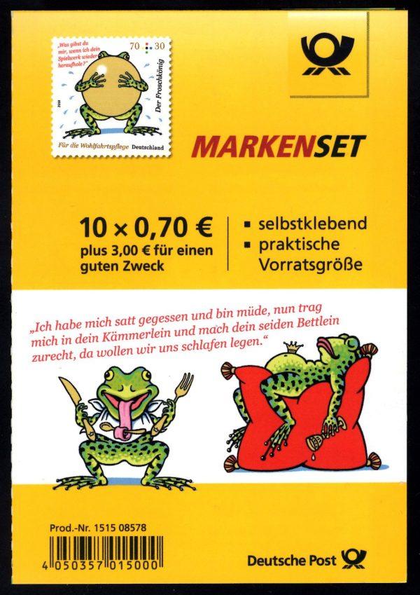 MH 108 Märchen Der Froschkönig