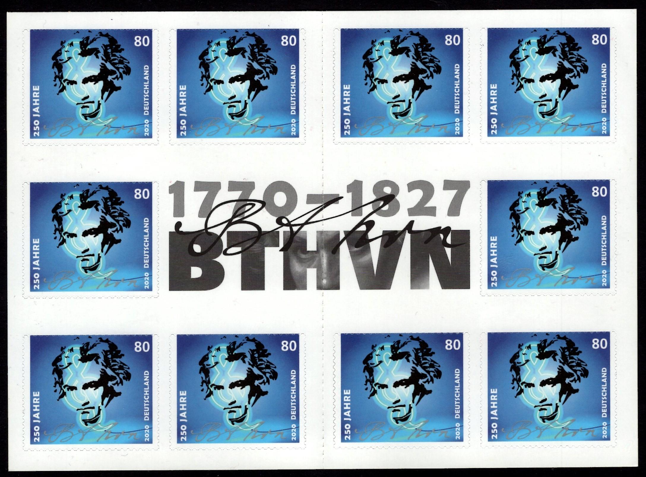 MH 116 250 Geburtstag Beethoven 2019