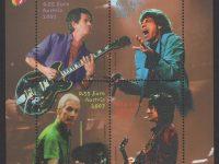 Österreich - Block 021 - postfrisch - The Rolling Stones