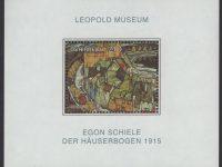 Österreich - Block 029 - postfrisch - Gemälde