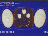 Österreich - Block 040 - postfrisch - Josef Hoffmann